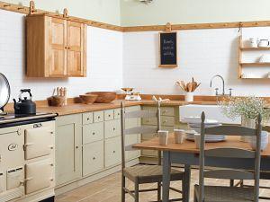 Original-shaker-kitchen