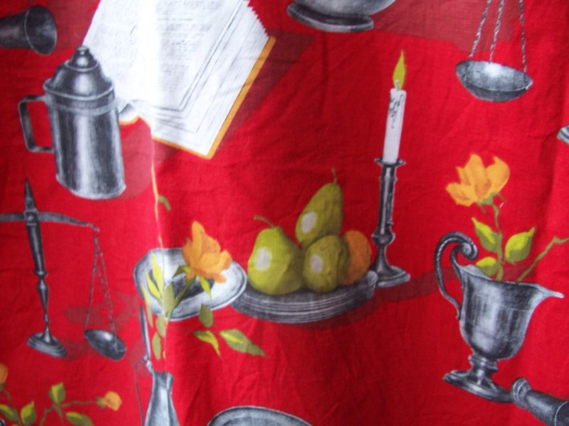 Kitchenette curtains