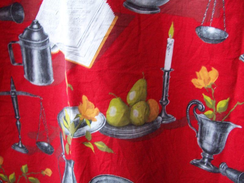 Kitchenette curtains