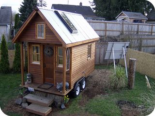 Little tiny home