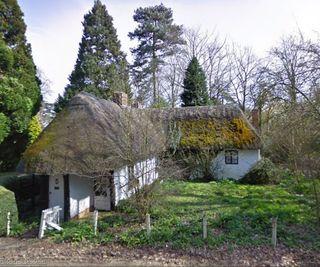 Little old cottage