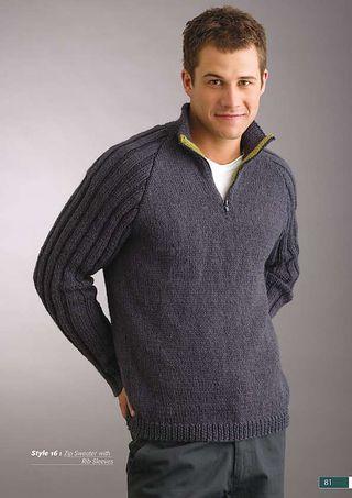 Martin's sweater