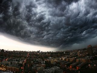 Superstorm new york